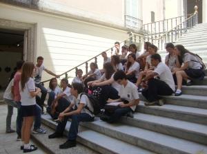 Semana de formação de mediadores PIC Jr - 2013