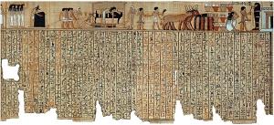 Secção do livro dos Mortos