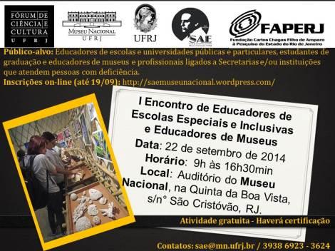 Convite Educação Especial