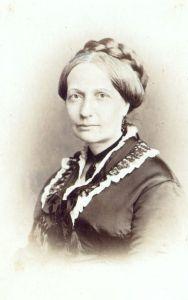 Imperatriz Teresa Cristina em 1876 (Joaquim José Insley Pacheco)