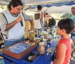 Exibição da mostra durante a 8ª edição do Turismo Cultural no Bairro Imperial de São Cristóvão