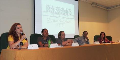 Mesa Museus e seus setores educativos